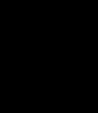 Klassischer 6-strahliger Stern
