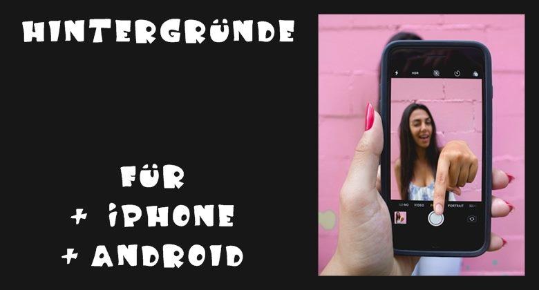 Hintergrundbilder Handy